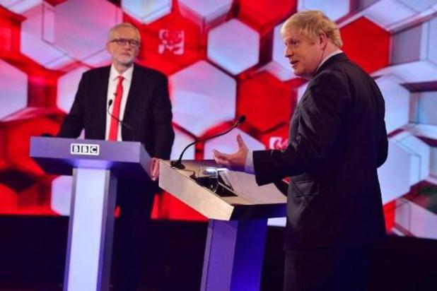 Premier Johnson wil niet zeggen wat hij gaat doen bij nederlaag