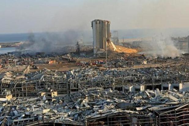Explosie Beiroet: Jambon voorziet 200.000 euro noodhulp