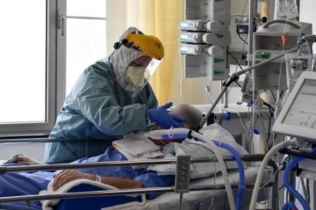 Six patients sur dix admis aux soins intensifs ont survécu au Covid-19