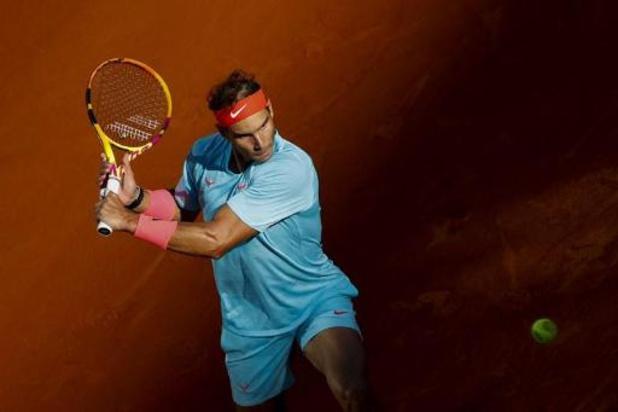 Rafael Nadal bat Schwartzman et visera un 13e sacre à Paris, un 20e titre en Grand Chelem