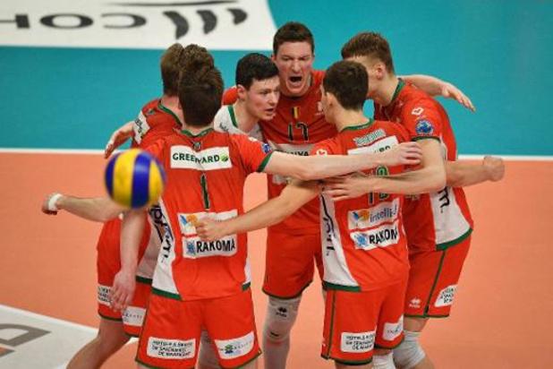 Euromillions Volley League - Maaseik gagne le match au sommet à Alost, Roulers bat Achel