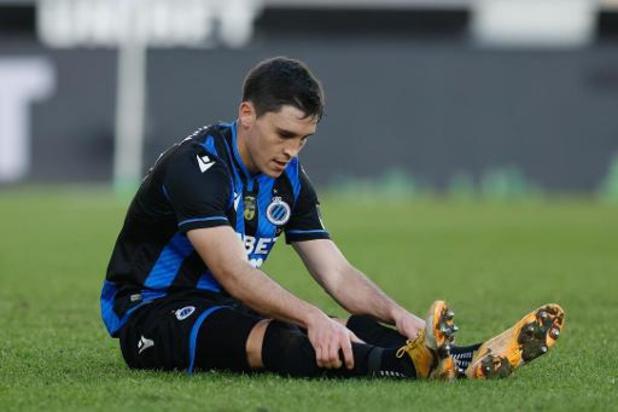 AA Gent verslaat Club Brugge na owngoal van Ricca