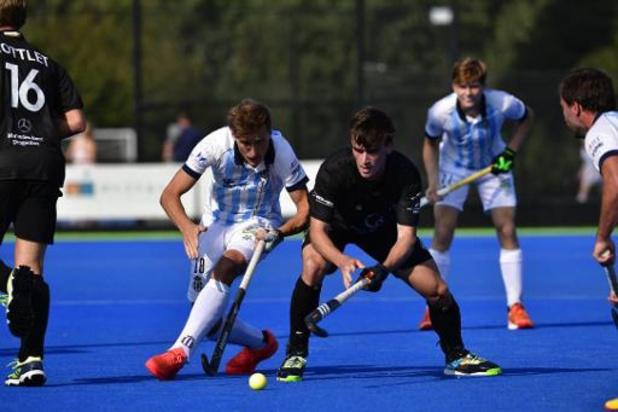 Belgian Men Hockey League - Les play-offs débutent par la 1re défaite de la saison des leaders gantois