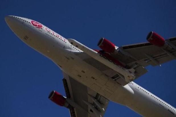 Virgin Orbit stuurt voor het eerst raket vanop een vliegtuig de ruimte in