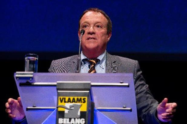 Europees Parlementslid Filip De Man (VB) verliest onschendbaarheid na verkeersongeval