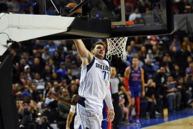 NBA - Un Luka Doncic XXL offre la victoire aux Mavericks contre les Bucks de Giannis