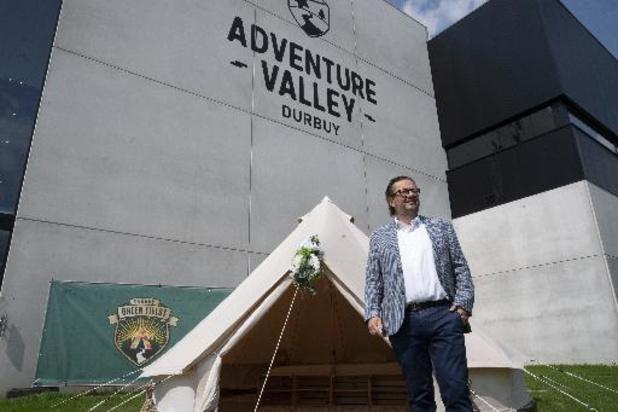 Marc Coucke investeert in padelvelden