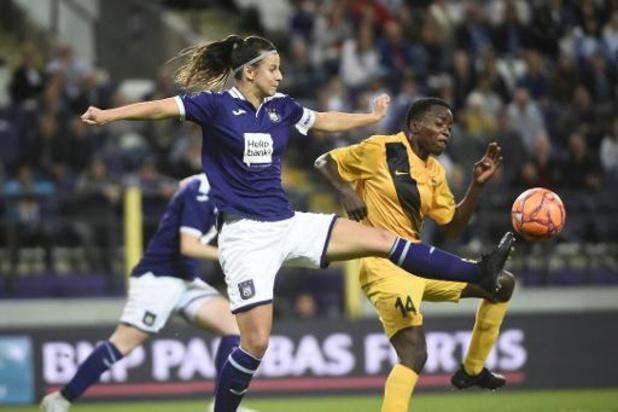 Ligue des Champions (d) - Anderlecht partage à domicile contre BIIK Kazygurt