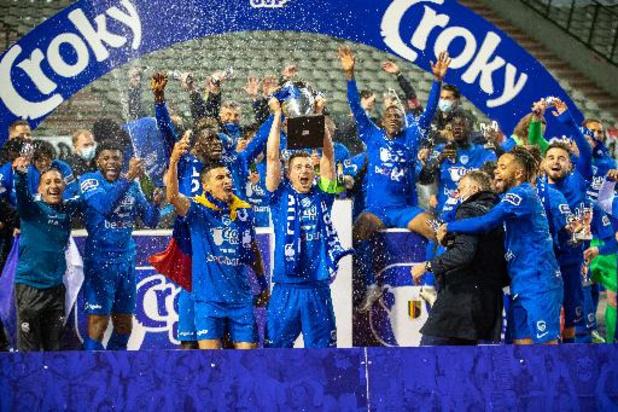 Titelhouder Genk opent bekercampagne bij Winkel Sport, Club Brugge ontvangt Deinze