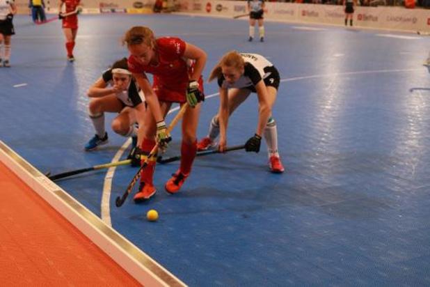 Euro Hockey Indoor: la Belgique bat la Suisse 3-1 et jouera son maintien dimanche contre l'Autriche