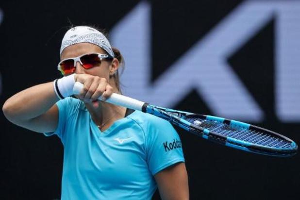 Australian Open - Kirsten Flipkens in eerste ronde niet voorbij Venus Williams
