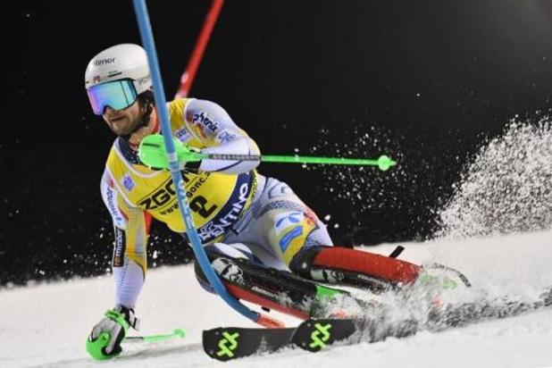 Foss-Solevaag enlève la 1re manche du slalom de Madonna, Marchant et Verbeke éliminés