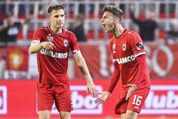 Europa League - Antwerp verslaat Omonia na thriller met strafschoppen