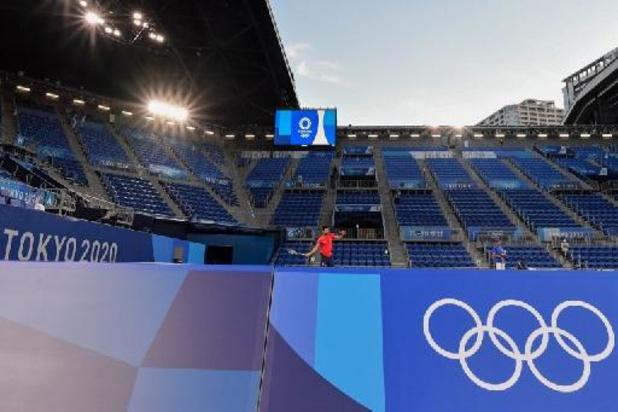 Djokovic et Osaka épargnés par le tirage au sort des JO