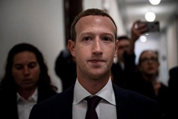 Zuckerberg vertelt overheid dat hij WhatsApp en Instagram niet wil verkopen