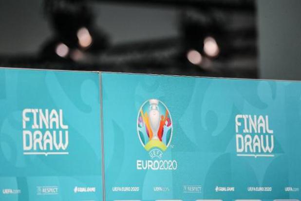 """Tirage EURO 2020 - Le Portugal, tenant du titre, avec la France et l'Allemagne dans le """"groupe de la mort"""""""