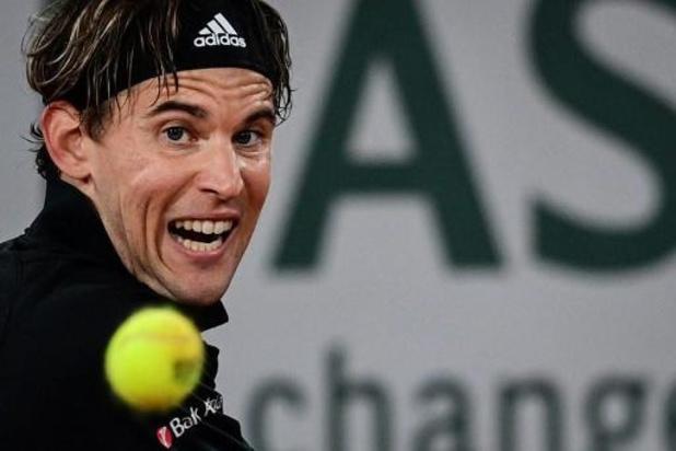US Open-winnaar Thiem mag naar tweede ronde Roland Garros