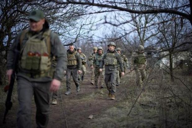 L'Ukraine exclut toute offensive militaire contre les séparatistes prorusses
