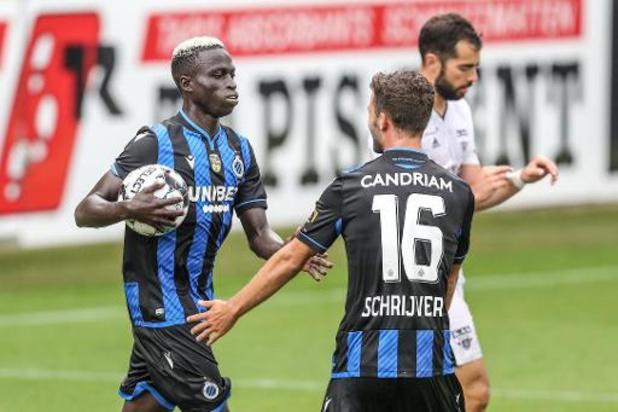 Club Brugge stelt orde op zaken in Eupen