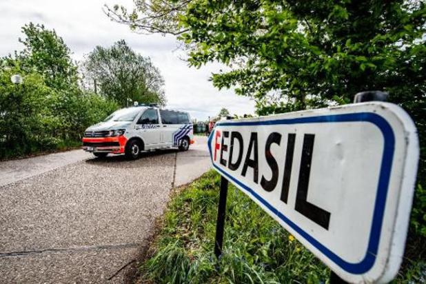 Incendie futur centre asile à Bilzen : contrôles accrus autour d'un autre centre