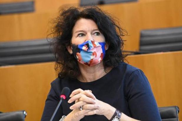 """Bianca Debaets (CD&V) ziet verplichte vaccinatie in Brussel als """"enige uitweg"""""""