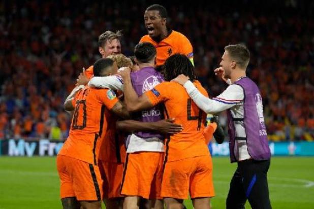 Euro 2020 - Les Pays-Bas se font peur, mais viennent à bout de l'Ukraine 3-2