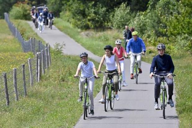 Werken aan 'Klaverblad van de fiets' van start in Hasselt