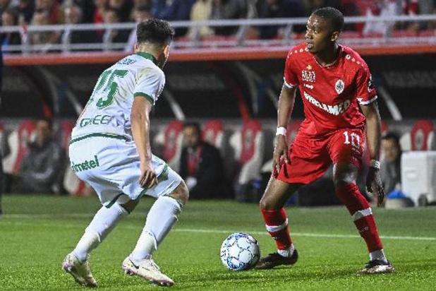 Europa League - Antwerp-fans gaven Michel-Ange Balikwisha vleugels