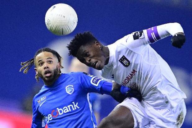 Genk veut confirmer sa 2e place contre Anderlecht, Bruges à l'Antwerp pour se relancer