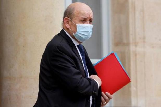 France: Paris demande une réunion de la coalition anti-EI