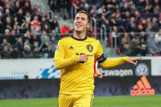 Eden Hazard kroont zich opnieuw tot Devil of the Year
