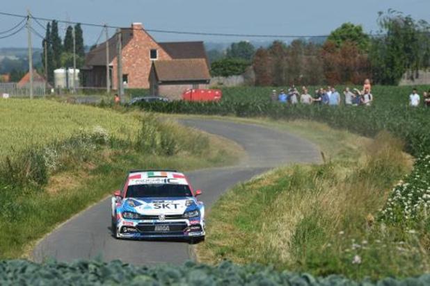 Le Rallye d'Ypres ajouté au calendrier 2021 du championnat du monde