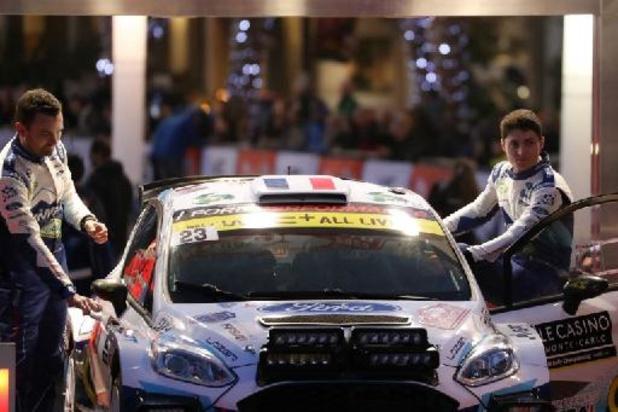 WRC - Adrien Fourmaux et Renaud Jamoul metteint fin à leur collaboration