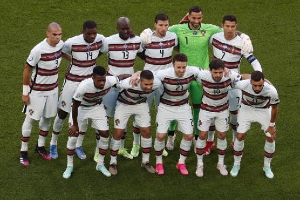 Euro 2020 : le Portugal, subtil alliage entre allant offensif et bloc défensif