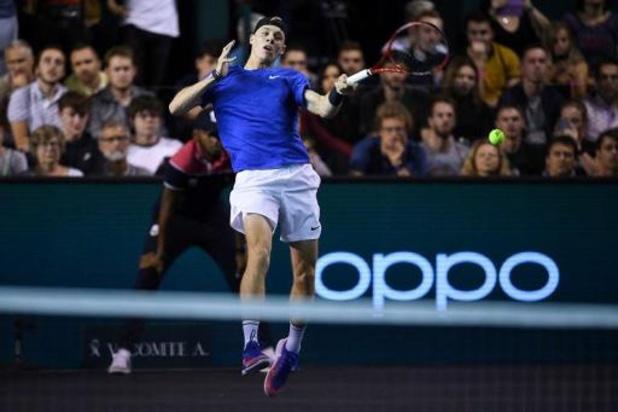 Shapovalov et Tsonga qualifiés pour les quarts du Masters 1000