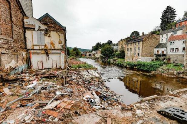 Ethias telt 12.000 schadedossiers na overstromingen