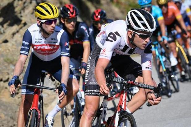 """Tour de France - Tiesj Benoot : """"Les choses devraient s'améliorer dans les prochains jours"""""""