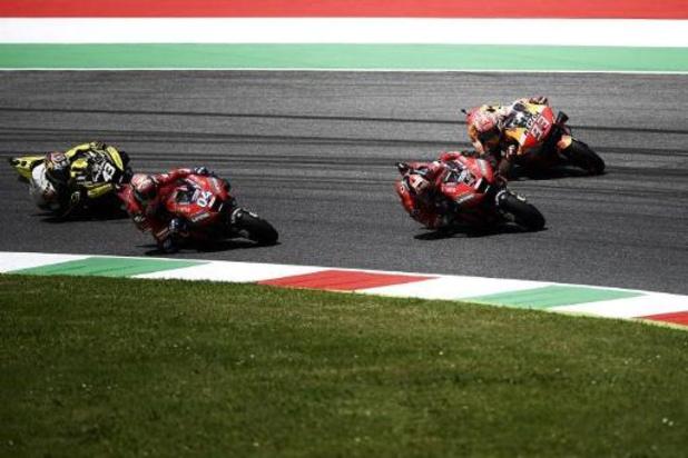 MotoGP: Le GP d'Italie au Mugello définitivement annulé