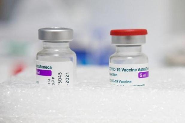 Coronavirus - Coronavaccin AstraZeneca mag aan alle volwassen Belgen worden toegediend