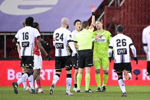Un match de suspension mais avec sursis pour Nicolas Penneteau