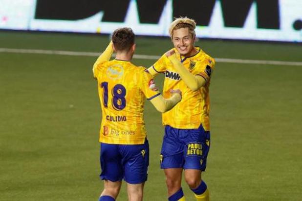 Jupiler Pro League - Treffer Suzuki volstaat voor zege STVV tegen Beerschot