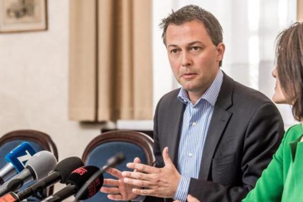 Partijbureau Open Vld beraadt zich na paars-groene vergadering