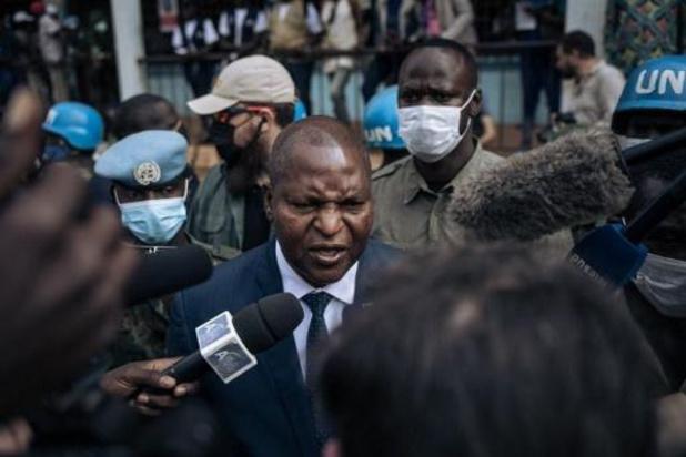 Centraal-Afrikaanse president Faustin Archange Touadéra herkozen