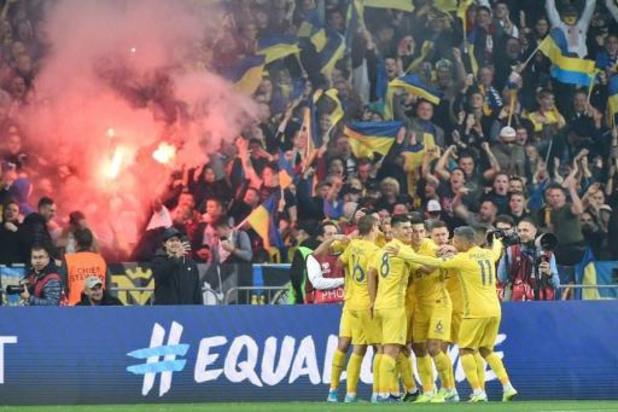 Qualifications Euro 2020 - L'Ukraine qualifiée, l'Angleterre y est presque, France/Turquie se solde sur un partage