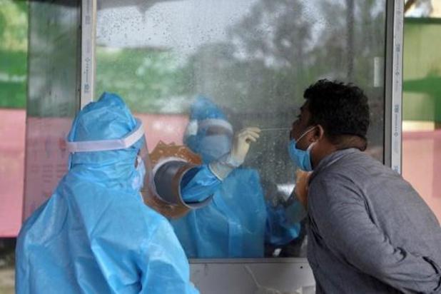 Le bilan de la pandémie de Covid-19 dans le monde à 13H00