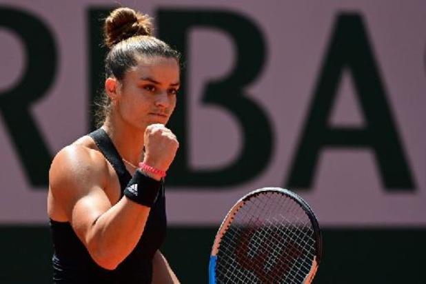 Roland Garros: Sakkari schakelt titelverdedigster Swiatek uit