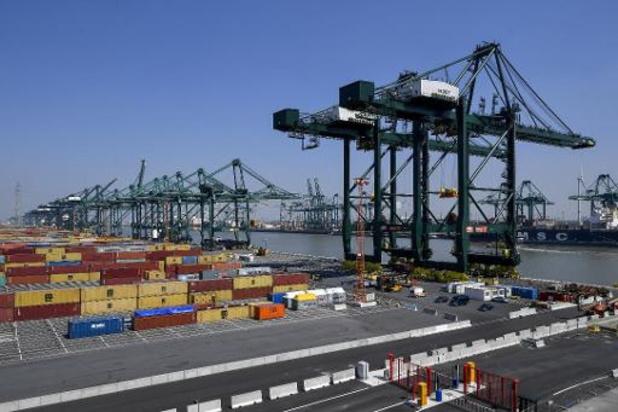 Le port d'Anvers va mesurer les émissions du trafic routier dans la zone portuaire