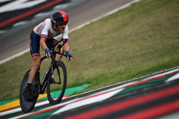 Ineos avec son leader Geraint Thomas au Giro