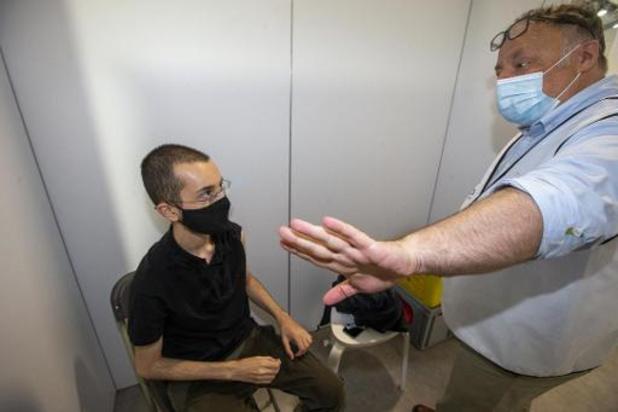 Antwerps vaccinatiedorp wil 12.000 personen verleiden met J&J-vaccin