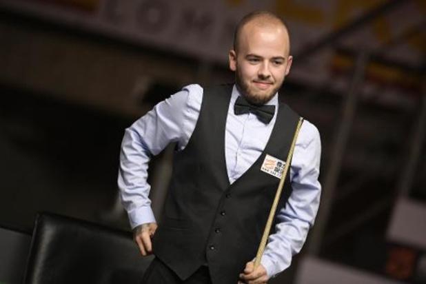 Luca Brecel pakt ticket voor finale Champions League snooker